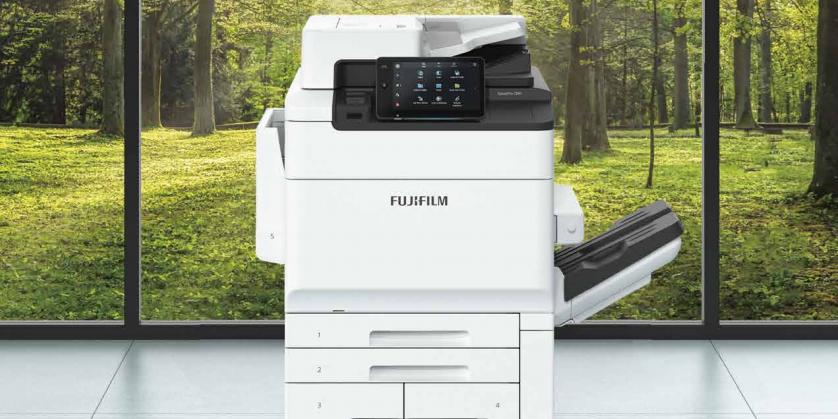 全球首发,富士胶片商业创新推出全新商用打印机