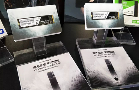 采用主流96层 3D NAND,西部数据未来将持续在游戏市场发力